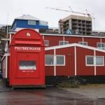 Nuuk's Oversize Post Box