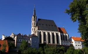 Cesky Krumlov - St. Vitus Church
