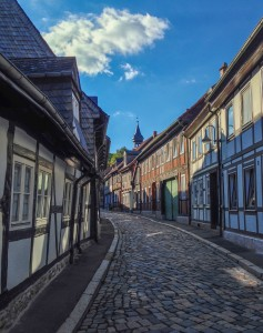 Streets of Goslar