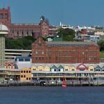 Newcastle view